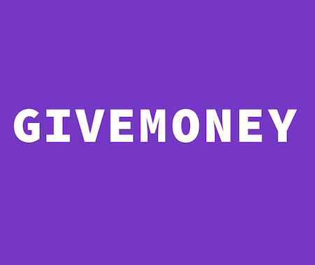 givemoney